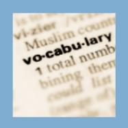 Vocabulary Development Resources