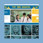 100 Debates