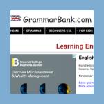 Grammar Bank